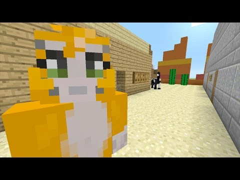 Minecraft: Xbox - Building Time - Wild West {65}