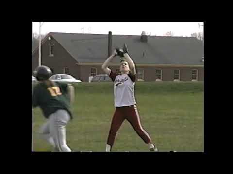 NAC - Saranac JV Softball 5-8-96