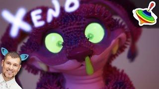 Обзор игрушки Ксено (Xeno)