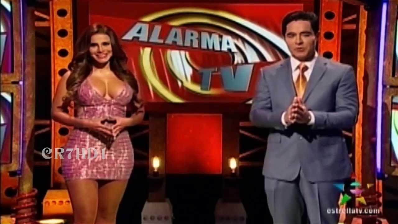 Andrea Rincon Alarma TV