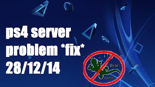How To Fix (PS4) Dns Server Problem (LIZARD SQUAD)