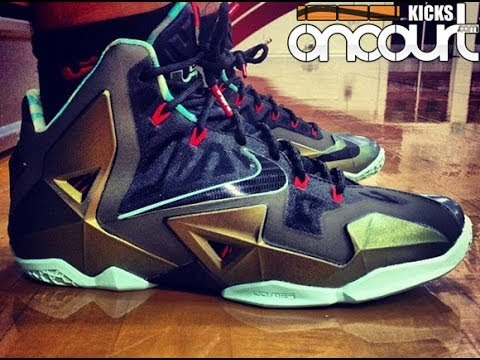 Nike LeBron XI (11) Performance Review