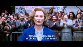 Żelazna Dama (The Iron Lady) Zwiastun PL (Official