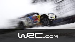 Vidéo Stages 1-2: Rally Sweden 2014