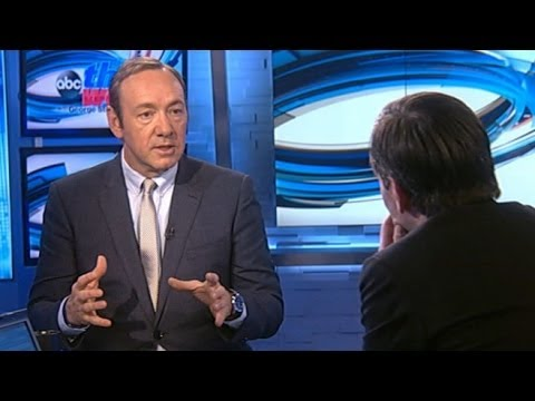 'This Week': Kevin Spacey