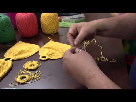 Mulher.com 20/02/2015 Marcelo Nunes - Top em crochê Parte 1/2