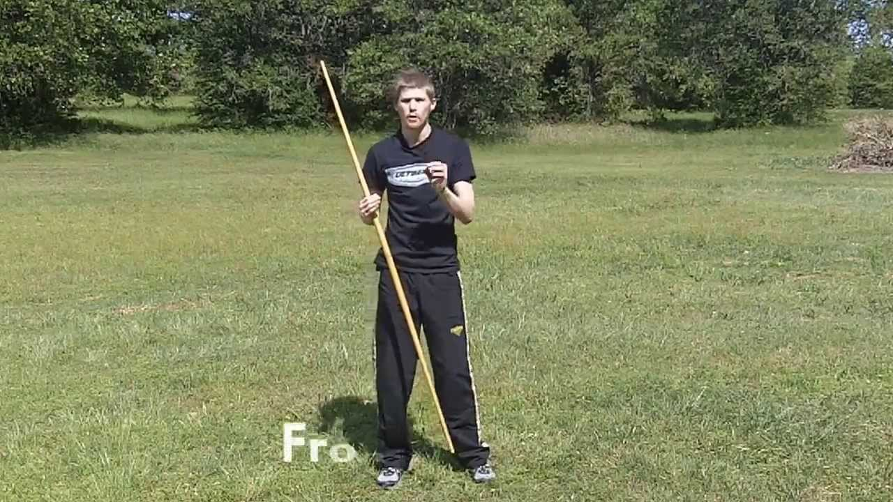Want to Learn the Bo Staff? All Beginners Start Here with ...