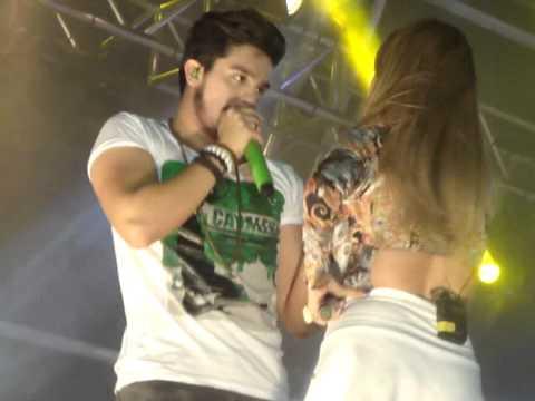 Cê topa - Luan Santana - Country Festival - Curitiba 05/04/2014