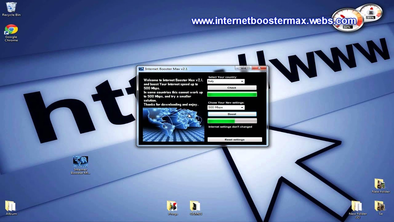 7 Best Free Internet Booster Software for Windows