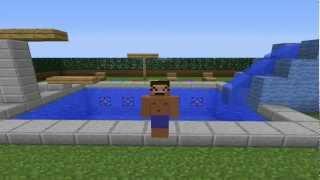 Minecraft: como hacer una piscina