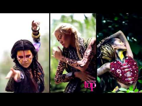 Asia's Next Top Model Cycle 2 - TOP 3 Portfolio Battle