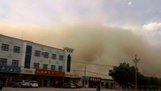 بالفيديو.. عاصفة رملية تغطي مقاطعة صينية خلال 10 دقائق   |   قنوات أخرى