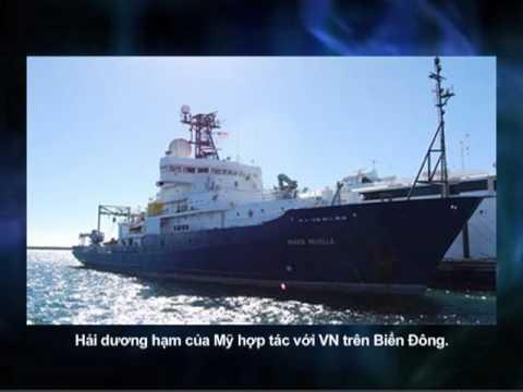 Binh Luan Thoi Su: Cuoc Chien Khong Tieng Sung Tren Bien Dong