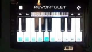 Kal Ho Na Ho Full Piano Tutorial