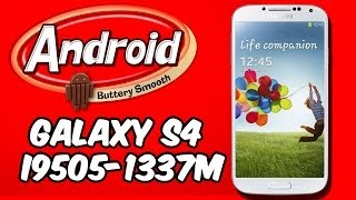 Instalar Android 4.4.2 KitKat Google Edition En Galaxy S4