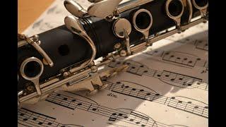 Silent Night Easy Christmas Clarinet Sheet Music Score