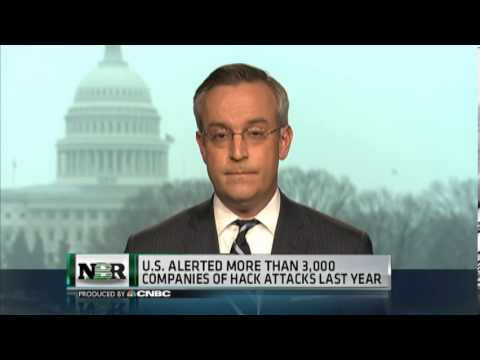 Nightly Business Report: Cyber attack warnings