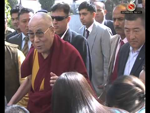 Santi r Dut Dalai Lama Guwahati t