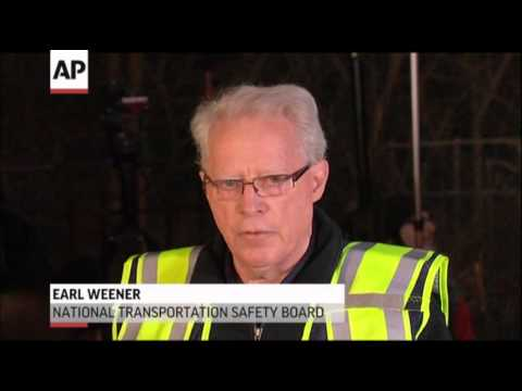 Fed. Investigators on Scene of NY Train Accident