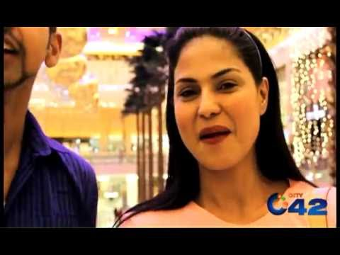 Veena Malik Wedding - Veena Malik say Veena Asad takk Part 04 - City42