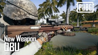 PUBG - New Sanhok Weapon: QBU