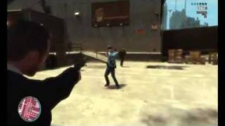 GTA IV Invincibility Glitch Tutorial