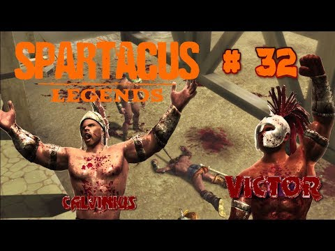 SPARTACUS LEGENDS  # 32 - More Encounters with Ashur