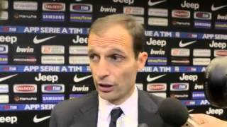 Juventus, Allegri: 'Giovinco non è sul mercato'