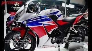 HONDA CBR-300R DETALHES COMPLETOS MOTONEWS