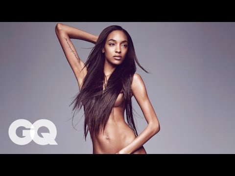 Sexy Fashion Model Jourdan Dunn on Dating Tips for Men—Women—GQ Magazine