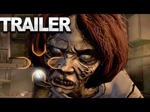Walking Dead: The Game - Playing Dead Trailer