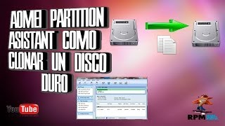 AOMEI Partition Assistant Como Clonar O Copiar Un Disco