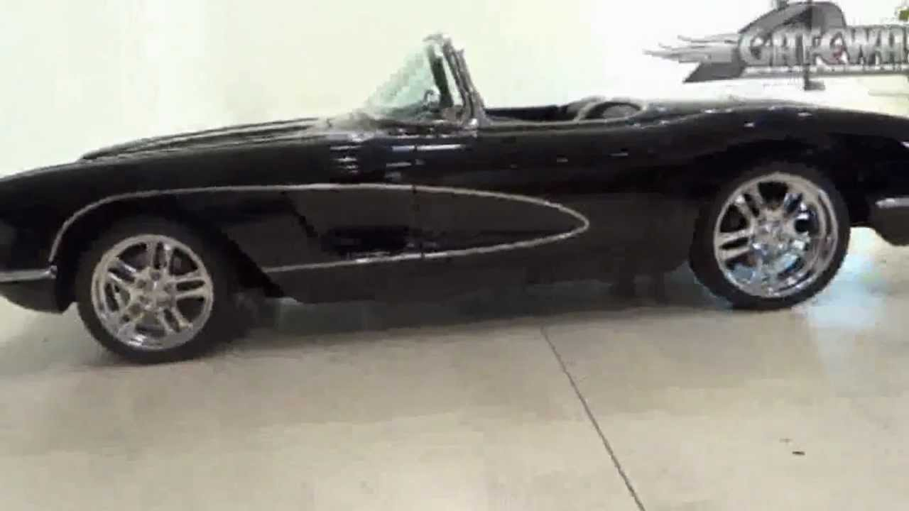 1960 chevrolet corvette roadster convertible for sale youtube. Cars Review. Best American Auto & Cars Review