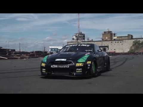 Steve Baggsy Biagionis Nissan R35 GTR Build