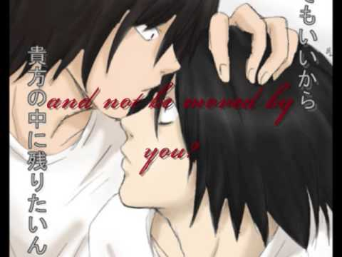 L And Beyond Birthday Yaoi Death Note: Beyond Birthday x L - Everything (for Lawli) - YouTube