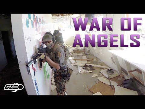 KWA LM4 GBBR or RM4 ERG AEG? - Lion Claws War of Angels - Airsoft GI