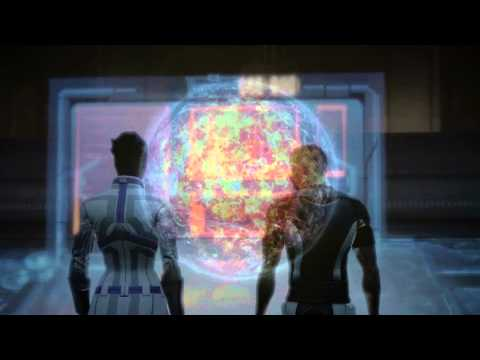 Mass Effect 3 - Alternate Fan Ending  - Liara Version
