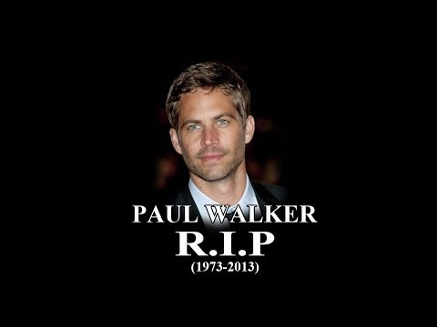 WWE Raw R.I.P Paul Walker HD