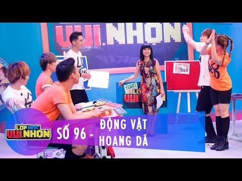 Lớp Học Vui Nhộn 96 | Động Vật Hoang Dã | Nguyễn Duy Idol | Fullshow [Game Show]