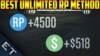 GTA 5 Online Best Unlimited RP Method/Glitch After