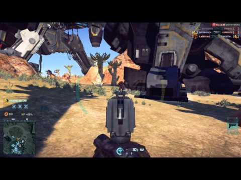 PlanetSide 2: The Defence of Rashnu biolab.