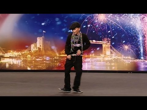 Aiden Davis - Britain's Got Talent - Show 6