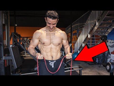 Les meilleurs exercices fitness avec un élastique !