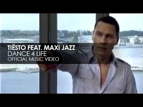 Tiësto feat. Maxi Jazz - Dance4Life
