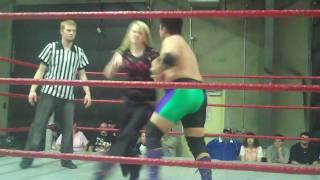 NWA UCW Zero Intergender: Adan Reyes Vs Sierra Rose (02