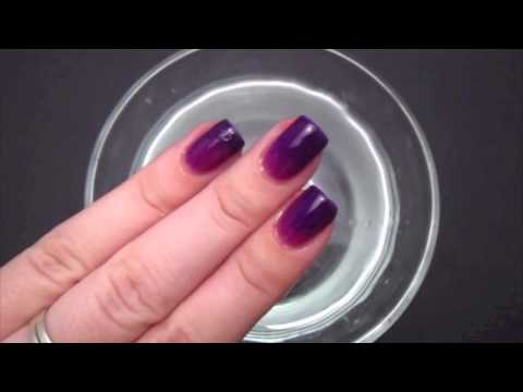 Pretty & Polished - Day Trippin' Color Changing Polish,