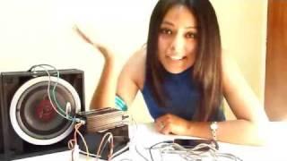 Como Conectar Un Amplificador A Bocinas De Coche ( How To