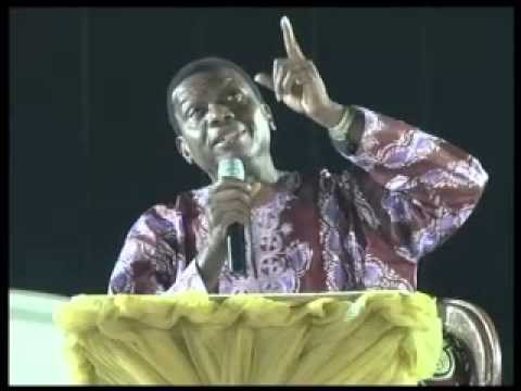 Hide Thyself 1 by Pst EA Adeboye