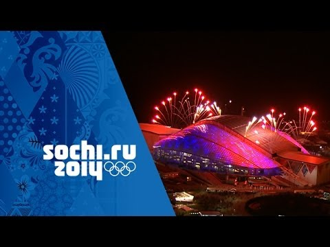 Incredible Celebrations At The Sochi Closing Ceremony | Sochi 2014 Winter Olympics