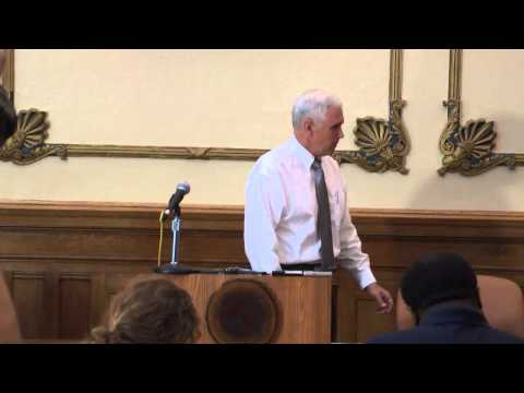 Governor Pence Announces Indiana Will Continue Healthy Indiana Plan